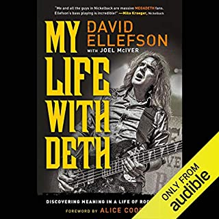 My Life with Deth audiobook cover art