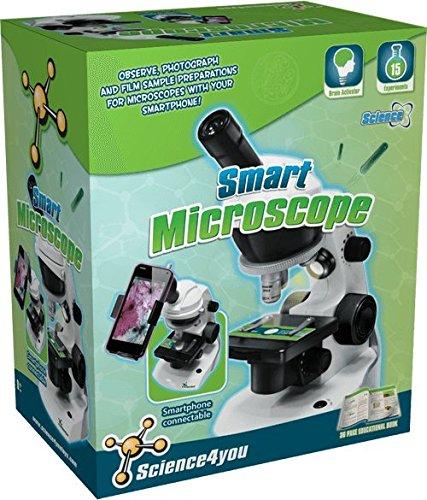 Science4you - Microscopio Inteligente -...