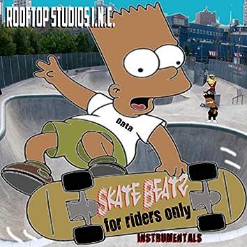 Skate Beatz For Riders Only