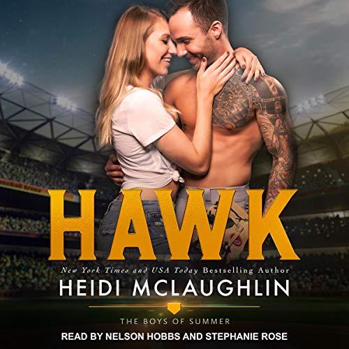 Hawk cover art