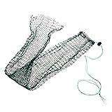 Little Beauty 60cm Grau Kleines Augennetz Tasche Fischnetz Tasche Fischnetz Fischnetz Kleines Fischschutz Fischtasche