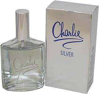 Charlie Silver by Revlon, Eau De Toilette for Women -100 ml