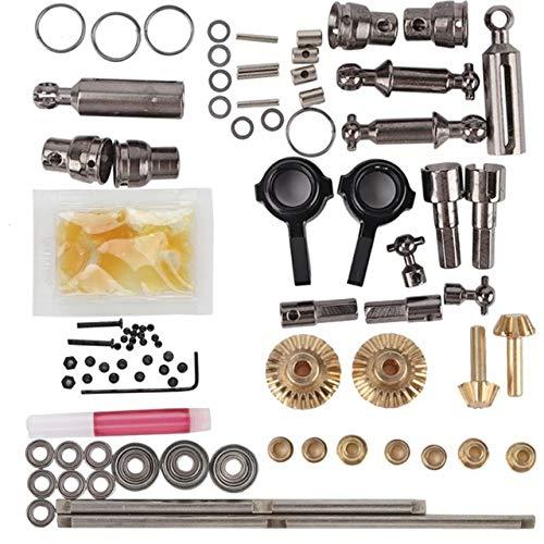 Zantec Für 1/16 WPL B14 B24 B26 C14 C24 RC Auto 6WD Full Metal OP Einbausatz
