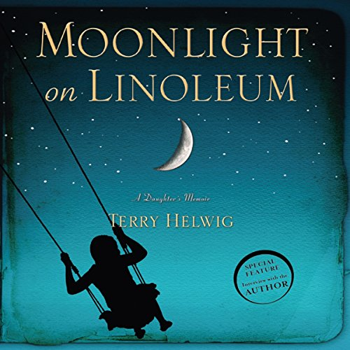 Moonlight on Linoleum audiobook cover art