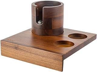 Baoblaze Tapis de bourrage de café Bord de table Tapis de bourrage d'angle Pad Bord de coin Tapis de café Tapis de bourrag...