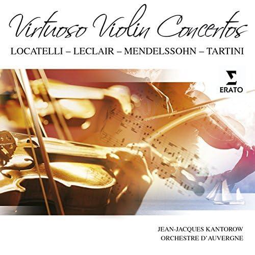 Jean-Jacques Kantorow & Orchestre D'Auvergne