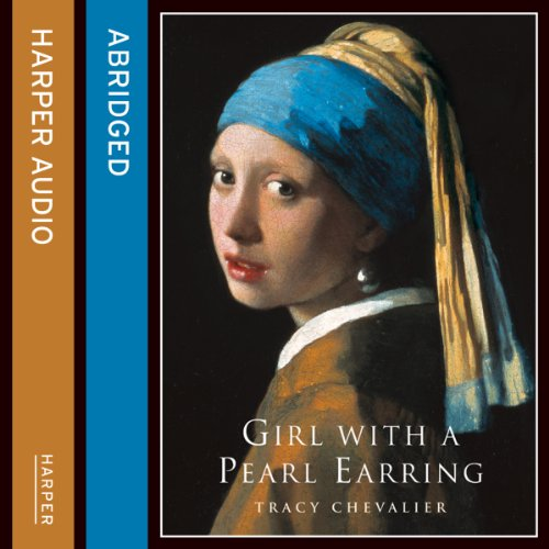 The Girl with a Pearl Earring audiobook cover art