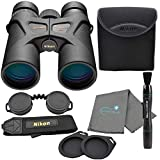 Nikon Prostaff 3S 10x42 Binoculars, Black (16031) Bundle with a Nikon Lens Pen and Lumintrail Cleaning Cloth