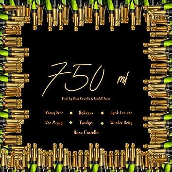 750 ml (feat. Rokeaux, Hona Costello, Wonder Deity, Ramaj Eroc, Lyrik Luciano, Vee Miyagi, TwoLips & Kendall Tenor)