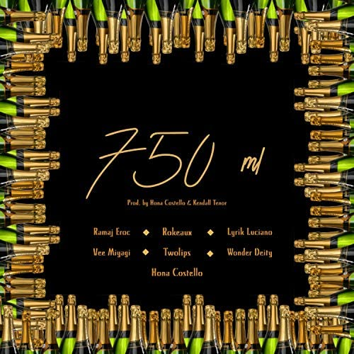 No Major, No Problem feat. Hona Costello, Rokeaux, Wonder Deity, Ramaj Eroc, Lyrik Luciano, Vee Miyagi, TwoLips & Kendall Tenor
