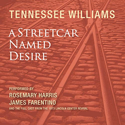 Couverture de A Streetcar Named Desire (Dramatized)