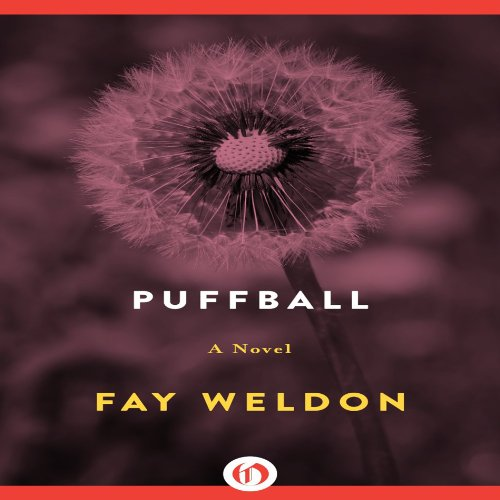 Puffball audiobook cover art