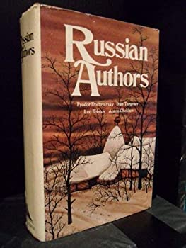 Russian Authors 0831775874 Book Cover