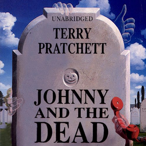 Johnny and the Dead audiobook cover art