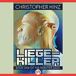 Liege-Killer audiobook cover art