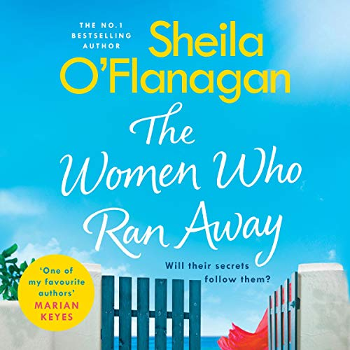 The Women Who Ran Away audiobook cover art