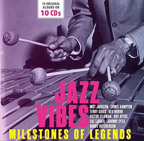 Jazz Vibes: Milestones Of Legends