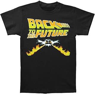 American Classics Men's Back To The Future Car Soft T-Shirt