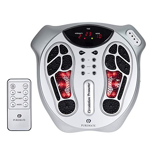 PureMate PM605 Electromagnetic Foot Circulation Massager & Body Therapy...