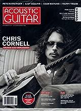 Chris Cornell Acoustic Guitar Magazine November 2015