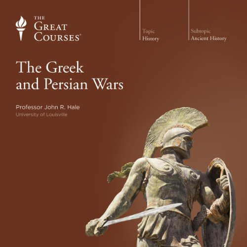 The Greek and Persian Wars audiobook cover art