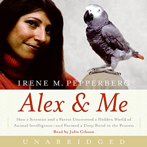 Alex & Me audiobook cover art