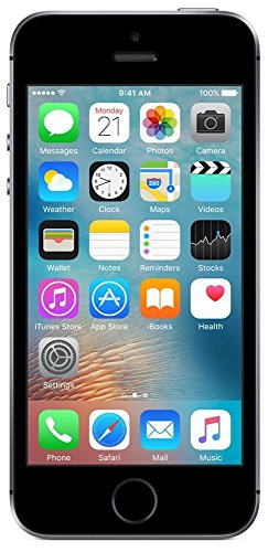 Apple iPhone SE (Space Grey, 128GB)