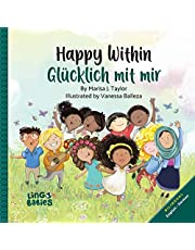 Happy within/ Glücklich mit mir: English-German Bilingual edition