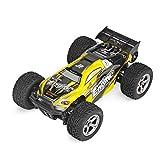 DBXMFZW 1/20 escala 4WD Off-Road Control Remoto Control Coche, Vehículo RC de la deriva del desierto de alta velocidad, Coche RC con jaula de rollo, Coche RC con anticipación y regalos de absorción de