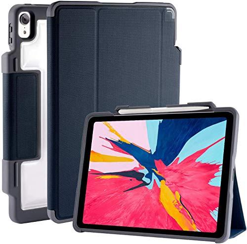 STM Dux Plus iPad Pro 11 AP Mid Blue - Étuis pour Tablette