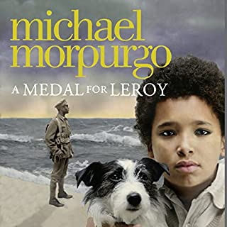 A Medal for Leroy cover art