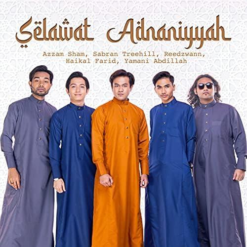 Azzam Sham, Reedzwann, Yamani Abdillah, Haikal Farid & Sabran Treehill