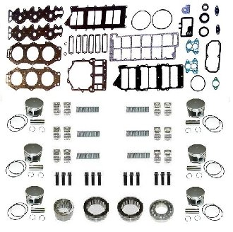 Review Of TSM Performance Powerhead Rebuild Kit Yamaha 150-200hp HPDI, 2001 & Up