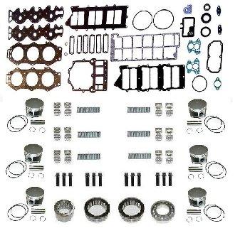 Review Of TSM Performance Powerhead Rebuild Kit Yamaha 150-200hp HPDI, 2001 & Up