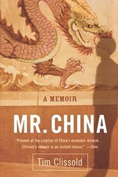 Paperback Mr. China: A Memoir Book