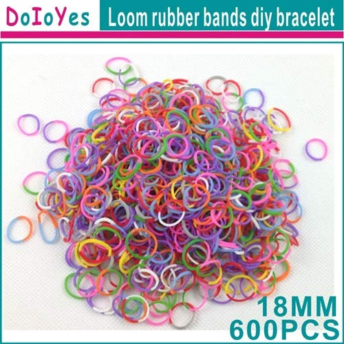 Jammas 2019 Factory Direct Sales Hot Sell DIY Pulsera, Dos Tonos Loom bandas de repuesto regalos para…