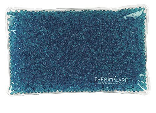 TheraPearl Reusable Hot Cold Pack, Sports Size Pack with Gel Beads for Athletes, Flexible Hot & Cold Compress for Arthritis Pain Relief, Swelling, Sports Injuries, Cooling & Heating Pad by THERA°PEARL
