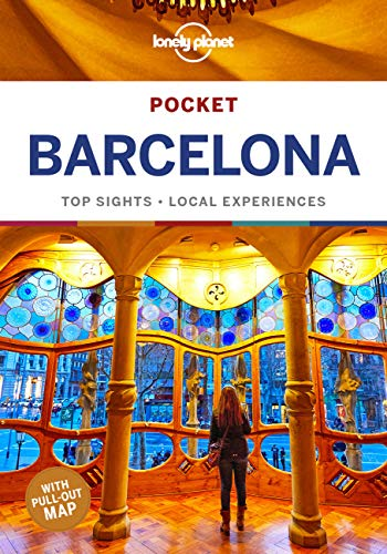Lonely Planet Pocket Barcelona: top sights, local experiences