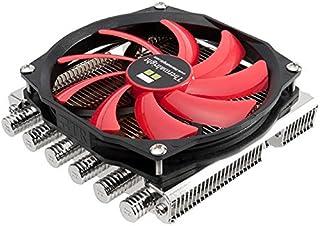 Thermalright AXP-100RH - Ventilador de PC (Procesador, Enfriador, LGA 1150 (Zócalo H3), LGA 1151 (Zócalo H4), LGA 1155 (Socket H2), LGA 1156 (Socket H), LGA 1366, 10 cm, 900 RPM, 2500 RPM)