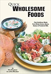 Book Review: Quick Wholesome Foods