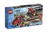 LEGO City 60027 Monster Truck Transporter Toy Building Set
