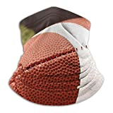 BGNHG Neck Warmer Gaiter Football Football Rugby Court Soft Microfiber Headwear Scarf Face for Winter Cold Weather & Keep Warm for Mens Womens