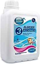 LOLAhome Algicida líquido para Mini Piscina de 3 Funciones de 1 litro