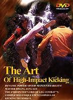 Art of High Impact Kicking [DVD] [Import]