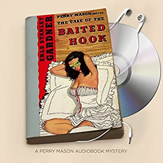 The Case of the Baited Hook audiobook cover art