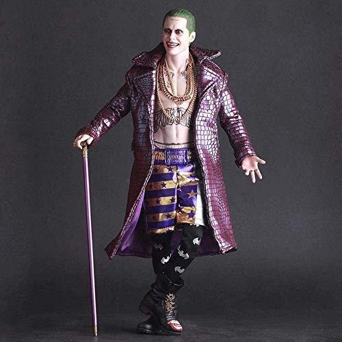 Anime Action Figure Joker da collezione modello Statua giocattoli PVC figure ornamenti desktop