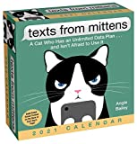 Texts from Mittens 2021 Day-to-Day Calendar