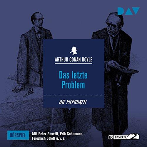 Das letzte Problem (Die Memoiren des Sherlock Holmes - Hörspiel 11) Titelbild