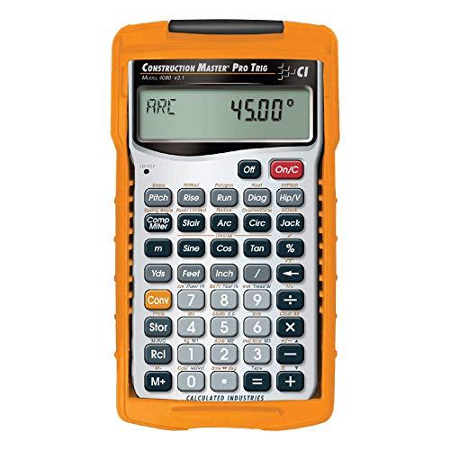 Calculated Industries 4080 Construction Master Pro Trigonometric Calculator -