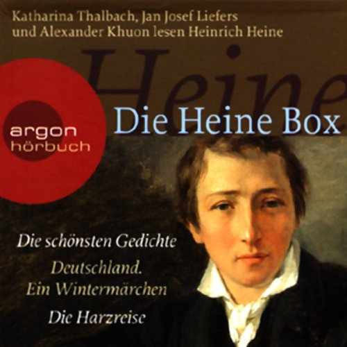 Die Heine Box audiobook cover art